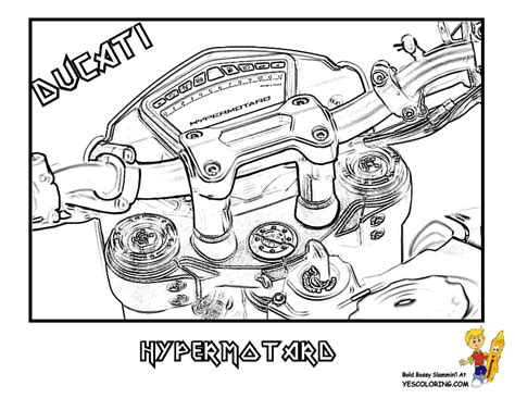 ducati motorcycle coloring pages big boss motorcycle coloring super motorcycle free