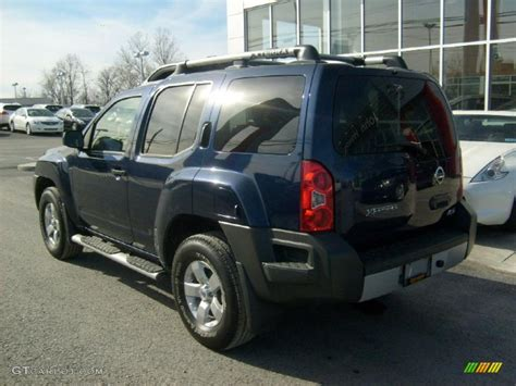 2010 navy blue metallic nissan xterra s 4x4 45395775 photo 7 gtcarlot car color galleries