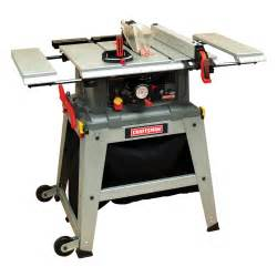 10 inch table saw sears