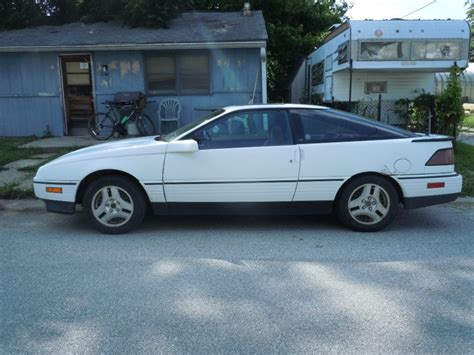 1990 ford probe gt curbside classic 1990 ford probe gt pressure