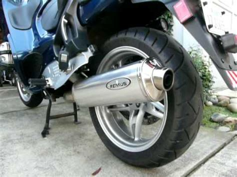 bmw r1150rt exhaust 2004 bmw r1150rt remus exhaust can