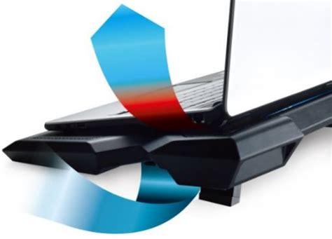 Cooler Master Notepal X3 Silent Fan Laptop Cooling Fan Black best laptop cooling pads reviews for 2017 2018 techy
