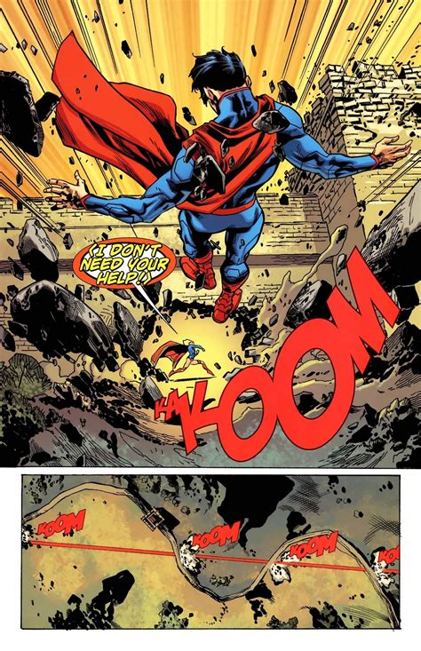 The Greatest American Vs Superman Dc Has Superman Been Defeated Immediately And Easily By A New Foe Science Fiction