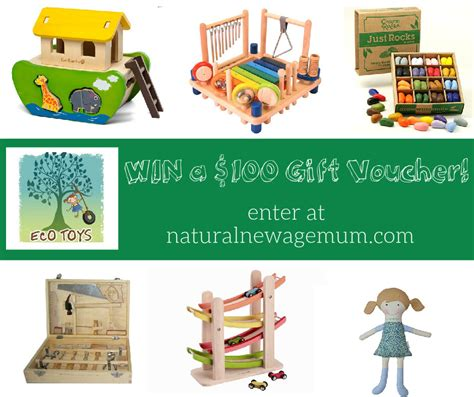 Toy Giveaways - eco toys giveaway natural new age mum