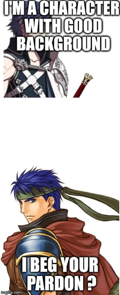 Ike Memes - ike gt chrom fire emblem know your meme