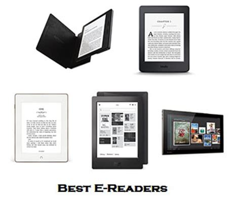 what is the best e reader best e readers 2018