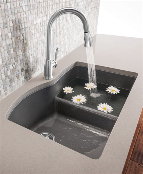 silgranit sinks blanco s new low divide sink