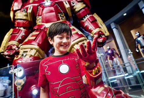 celebrate years super heroes disney parks