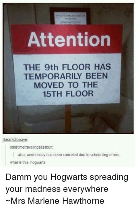 moved temporarily attention the 9th floor has temporarily been moved to the