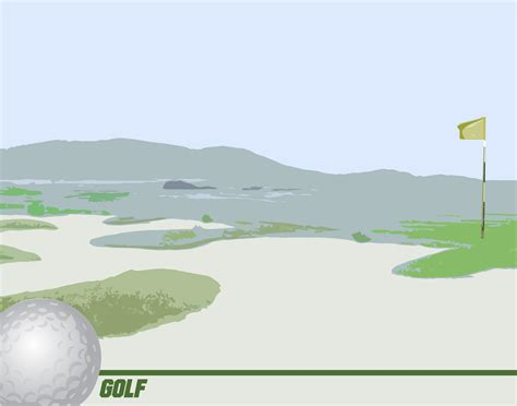 Golf Ppt Backgrounds Golf Ppt Photos Golf Ppt Pictures Golf Powerpoint Template