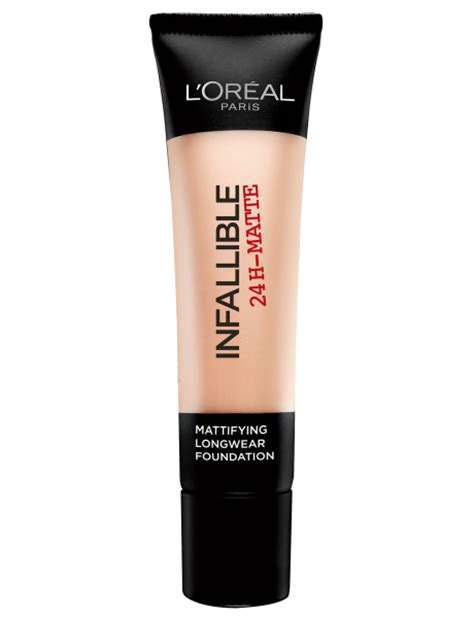 L Oreal Infallible Matte Foundation l oreal infallible matte foundation 851