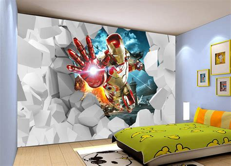 marvel comic bedroom decor cool kid bunk beds