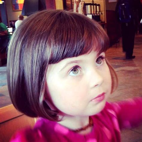 5 year old thin hair cut best 25 toddler girl haircuts ideas on pinterest