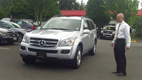 Mercedes Gl450 Review by 2007 Mercedes Gl450 Review In 3 Minutes You Ll Be An
