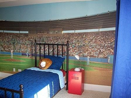 boy bedroom design  soccer themehome designs
