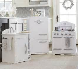 simply white retro kitchen collection pink retro kitchen collection pottery barn kids