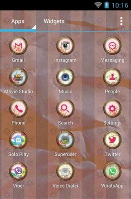 themes for android flowers flower android theme for solo launcher androidlooks com