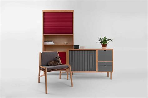Design Milk Home Furnishings | a collection of furniture built for multifunctional spaces