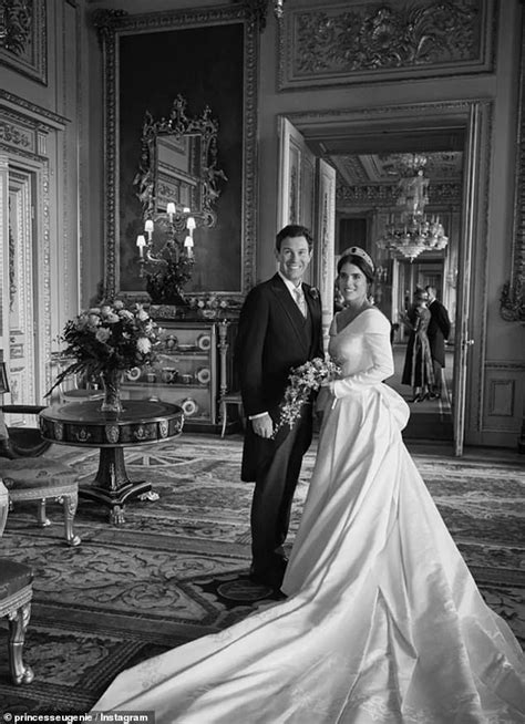 Pregnant Princess Eugenie shares unseen photos from her