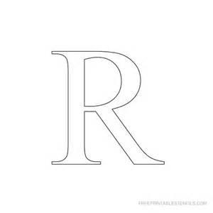 alphabet stencils to print times new roman free