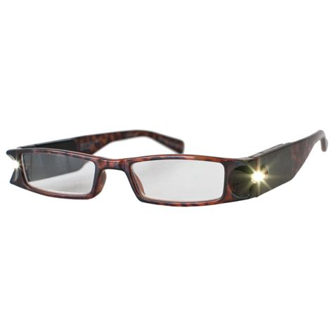 reading glasses with lights low vision reading glasses