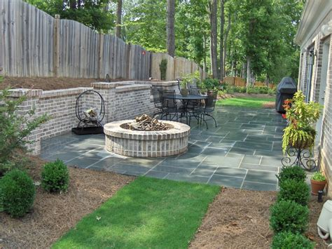 ga backyard backyard hardscape ideas patio with backyard gettysburg