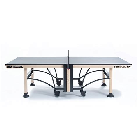cornilleau 850 wood indoor best outdoor ping pong tables