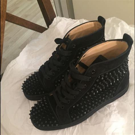 christian louboutin shoes s bottoms poshmark