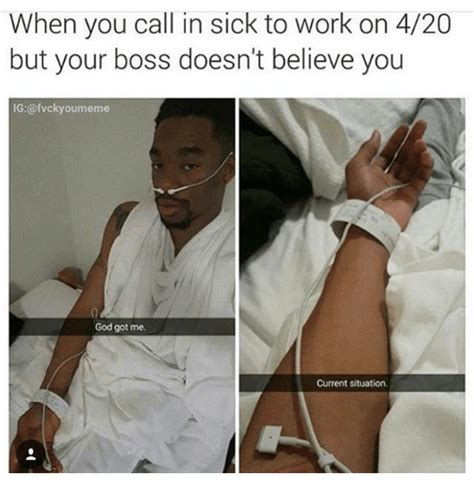 how to your to sick em call in sick memes of 2017 on me me