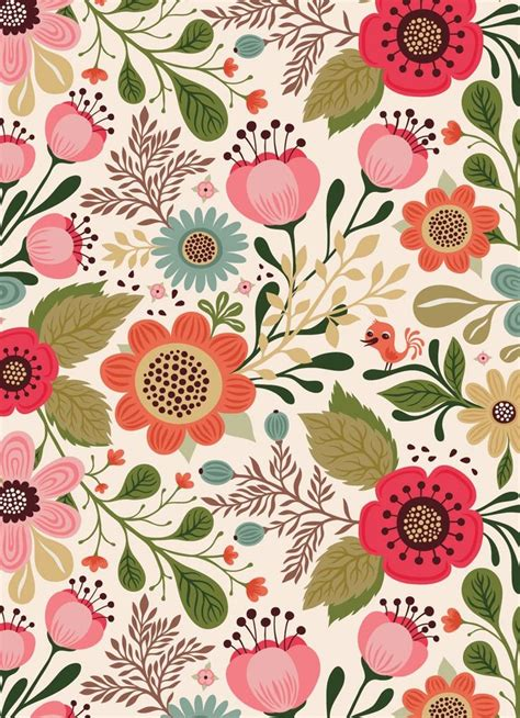 pattern flowers 589 best patterns prints images on pinterest etchings