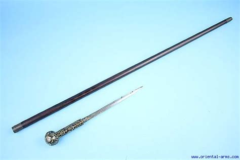 walking stick with blade arms indian walking stick with concealed blade