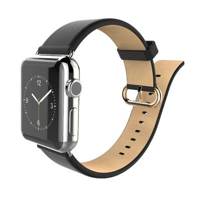Original Leather Premium Cuff Apple Smartwatch 38 42mm apple band iwatch bands 38mm genuine leather iphone smart band bracelet