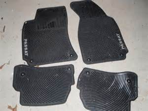 2001 Vw Jetta Floor Mats by Vwvortex Passat Floor Mats