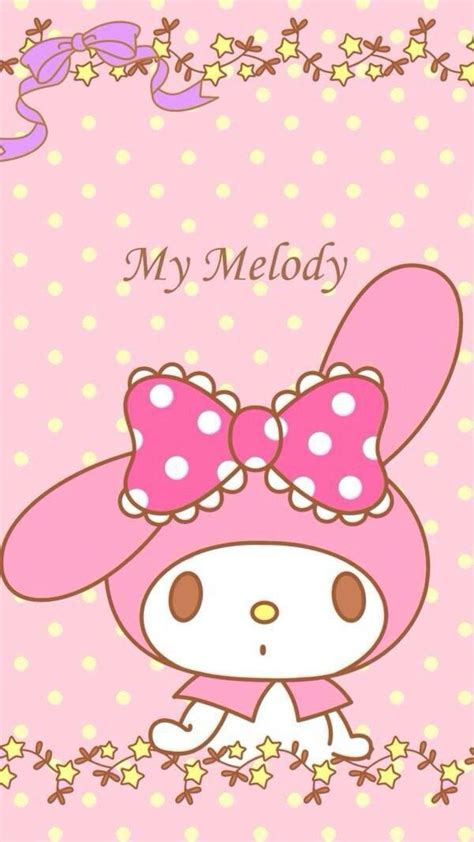 My Melody Wallpaper Iphone my melody iphone 6 wallpapers my melody