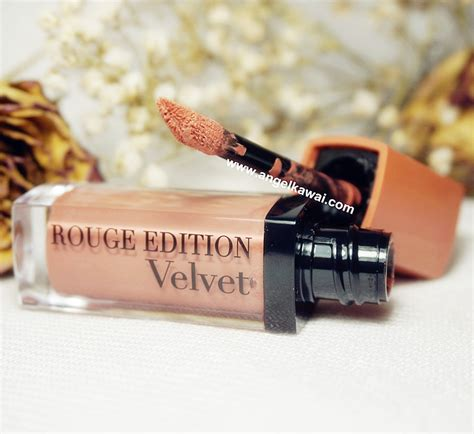 Harga Makeup Merk Bourjois angelkawai s diary bourjois edition velvet review