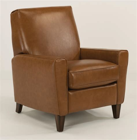 flexsteel digby recliner flexsteel digby upholstered high leg recliner chair