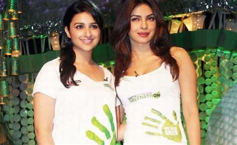 relationship of priyanka chopra and parineeti chopra parineeti says she is looking forward to share screen
