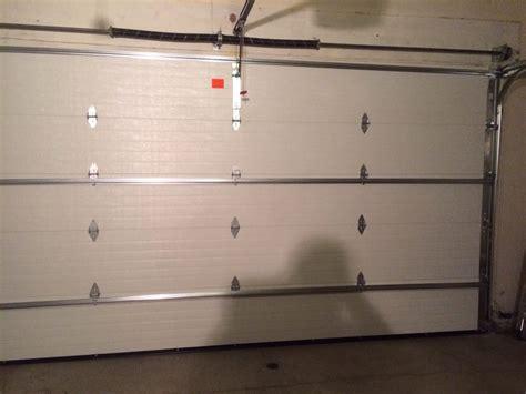 interior of wayne dalton 8300 steel back yelp