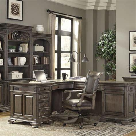 Aspen Home Arcadia L Desk Office Barn