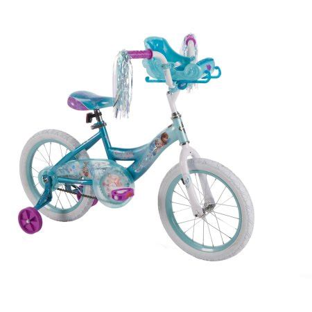 kmart doll carrier 16 quot huffy disney frozen bike sleigh doll carrier