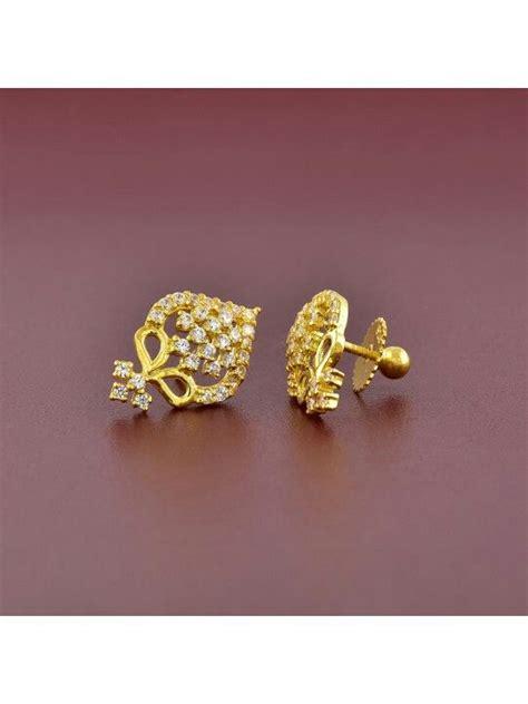 daily wear small earrings studs small earrings gold