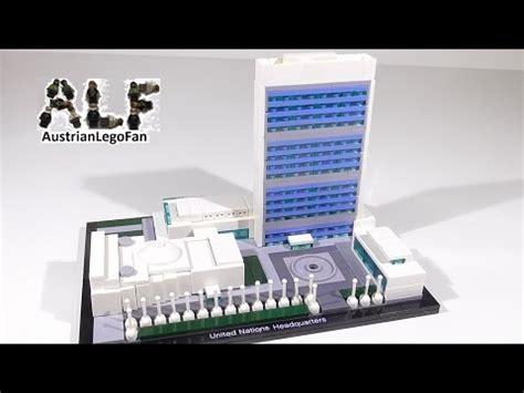 lego architecture tutorial minecraft bigben timelapse hd doovi