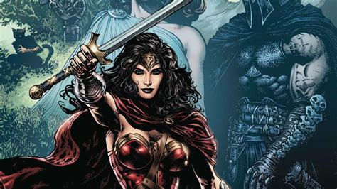 libro wonder woman the rebirth review wonder woman rebirth geek ireland