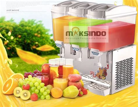 mesin juice dispenser 2 tabung 17 liter murah toko mesin