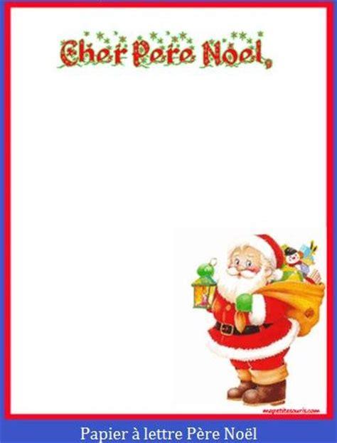 Exemple De Lettre Au Pere Noel Pour Adulte Modele Lettre A Pere Noel Document