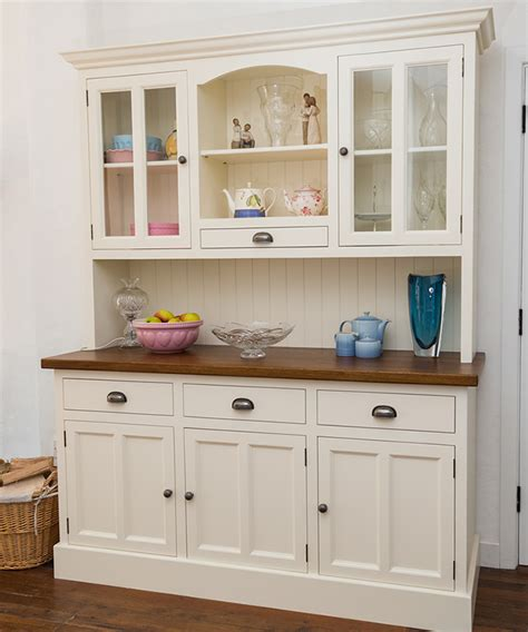 Kitchen Dressers by Handcrafted Kitchen Dresser Freestanding Kitchen Units