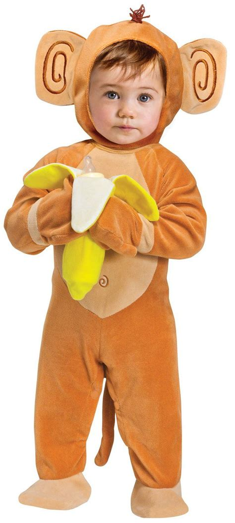 Baby Monkey Banana Suit 17 best images about animal costumes on cat costumes and kid costumes