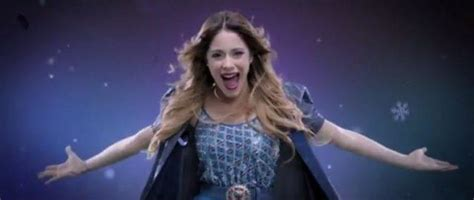 Martina Stoessel Video Ufficiale Di Libre Soy Colonna
