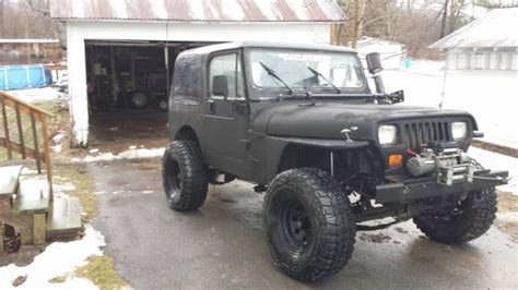 Jeep Yj Upgrades 1994 Jeep Wrangler S Yj And Parts Jeep 1995 Jeep