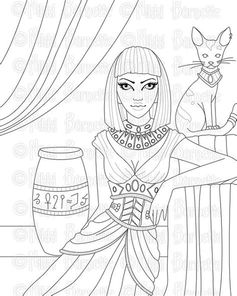 the gallery for gt cleopatra drawing